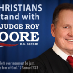 Christians Support Roy Moore