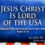 Jesus Christ is Lord of the USA