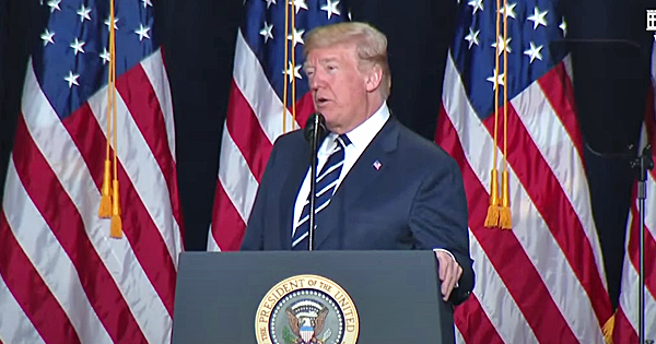 President Trump National Prayer Breakfast 2018