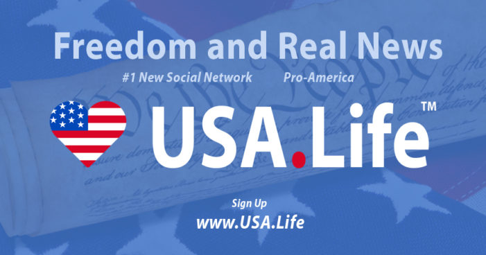 USA.Life #1 New Social Network; Conservatives 'Delete Facebook and Twitter' to 'Speak Freely'
