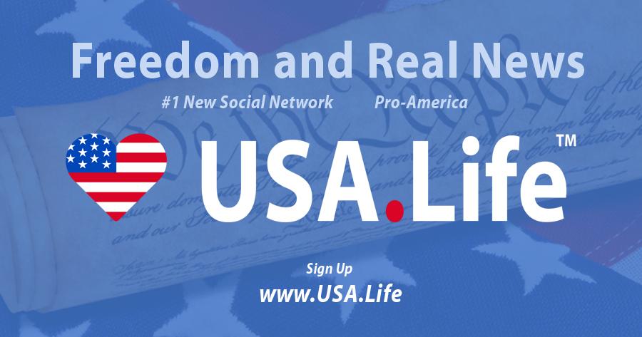 USA.Life #1 new social network 2020
