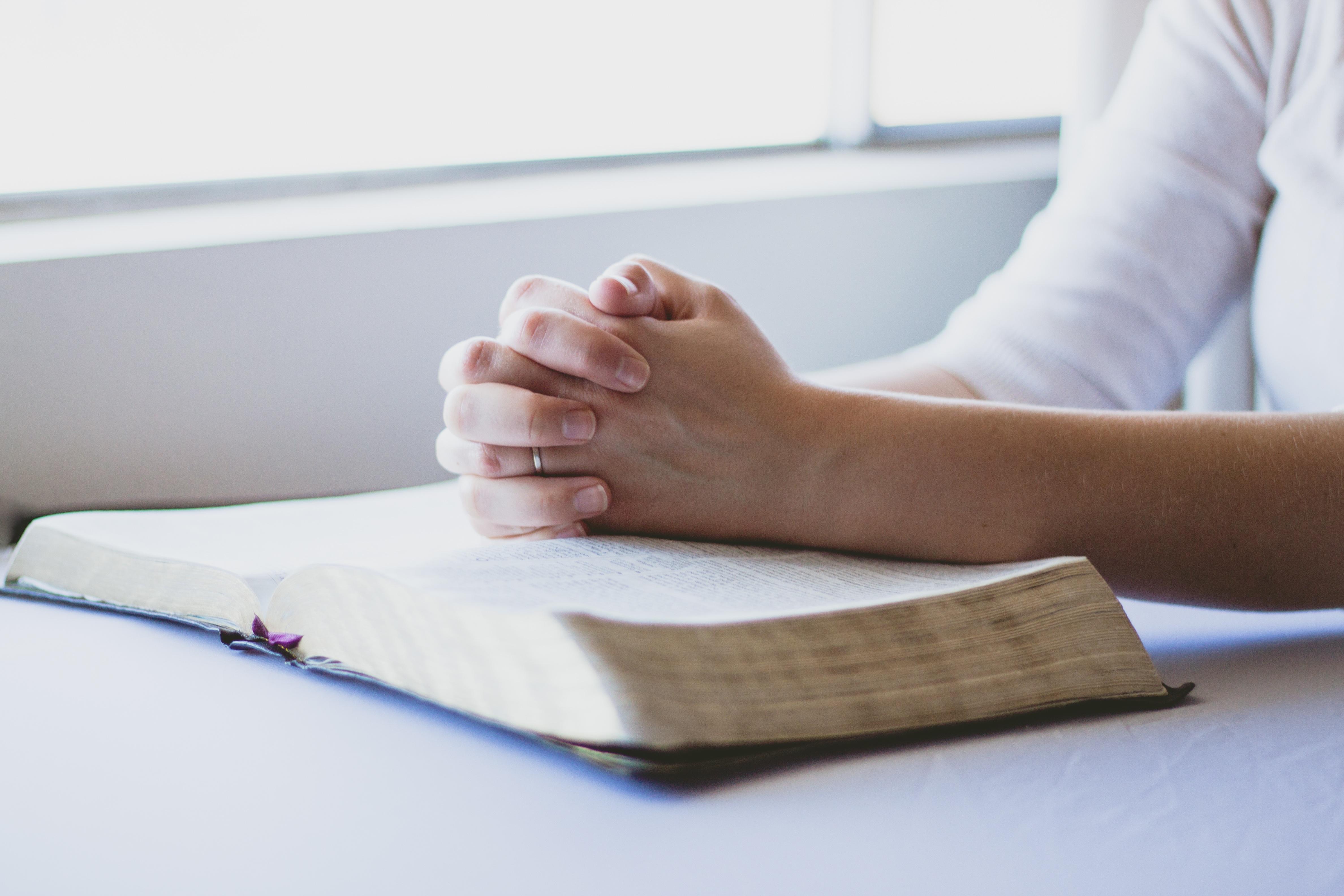 Prayer, Christian praying