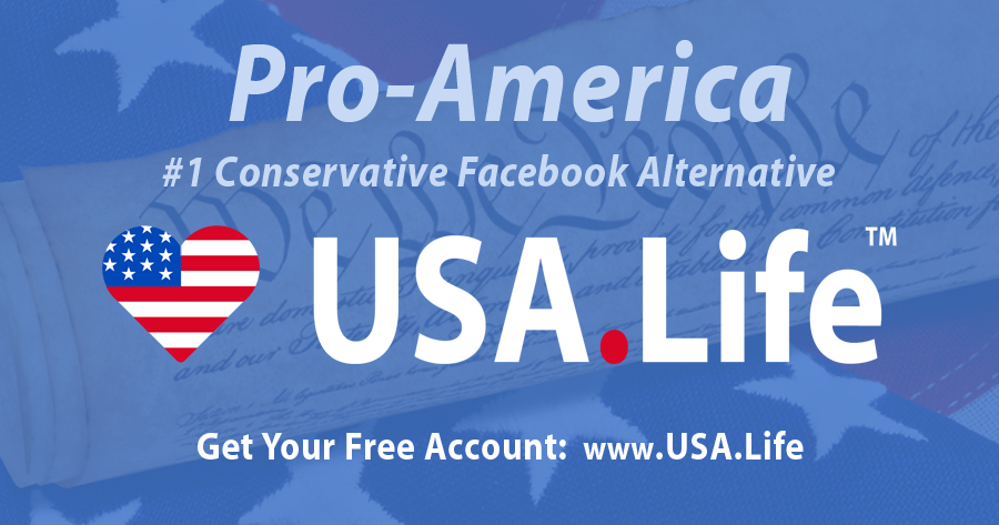 USA.Life Pro-America Social Network