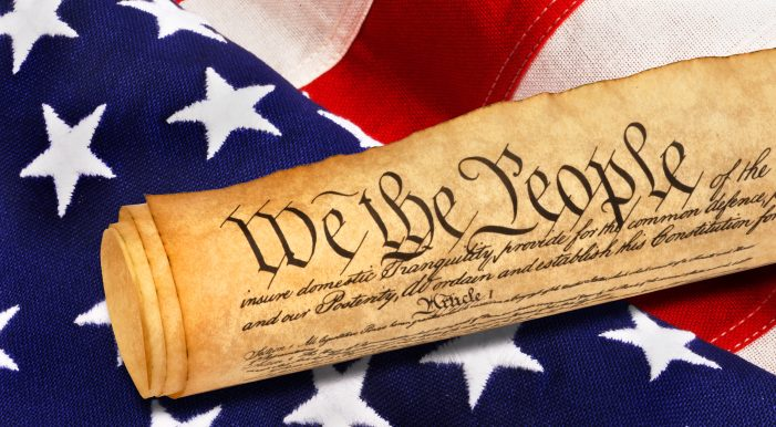 DANGER: An Article V convention: a globalist coup to impose a new Constitution